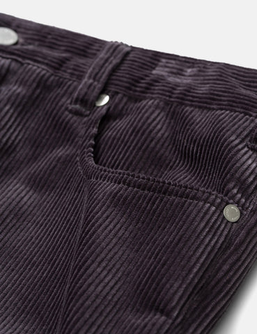 Norse Projects Edvard Trousers (Corduroy) - Mouse Grey