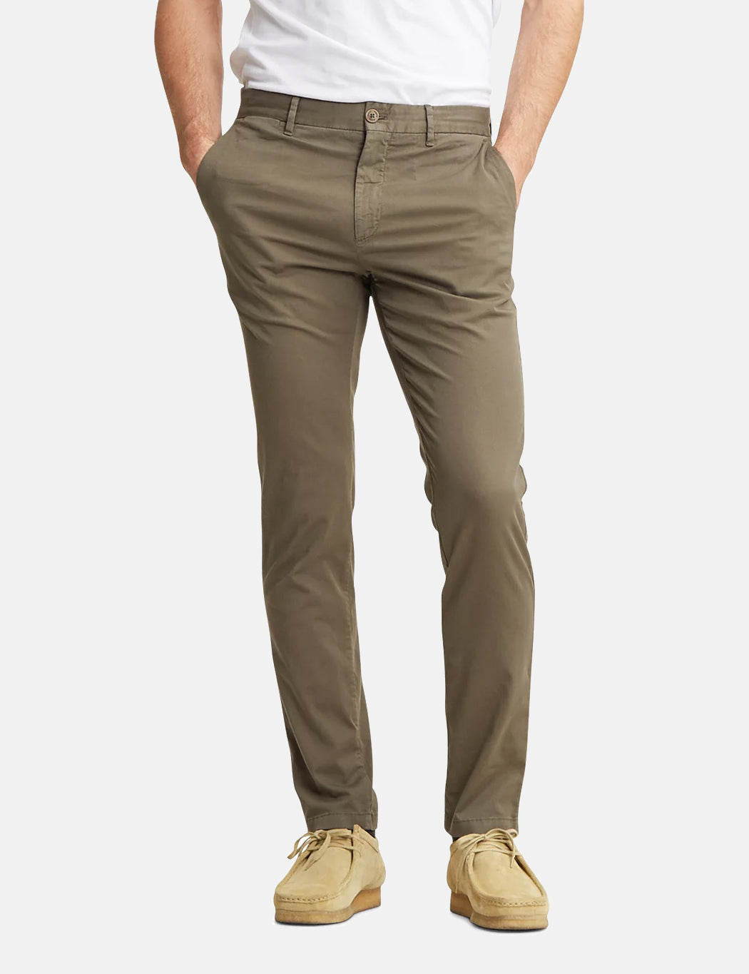 e3f3cd6615 Norse Projects Aros Stretch Chino (Slim) - Ivy Green   URBAN EXCESS.