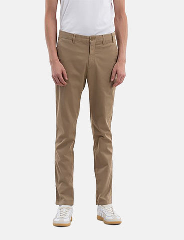 Norse Projects Aros Light Stretch Chino (Slim) -  Khaki