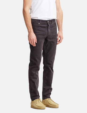 Norse Projects Edvard Light Corduroy Chino - Magnet Grey