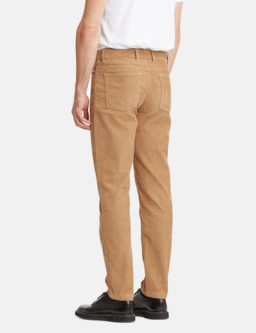 Norse Projects Edvard Light Corduroy Chino - Camel