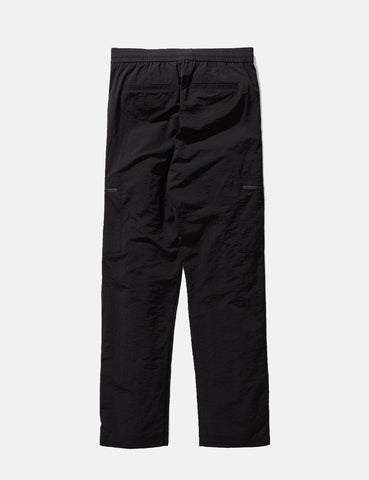Norse Projects Luther Straight Leg Pants - Black