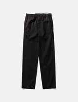 Norse Projects Evald Work Pant - Black