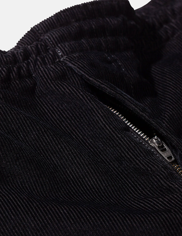 Pantalon Norse Projects Evald Light Cord - Noir