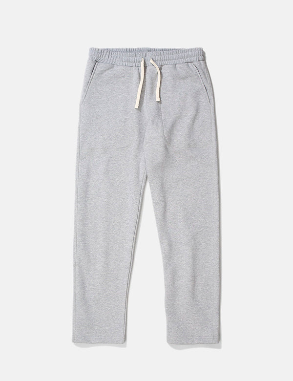 Pantalon de survêtement Falun Classic de Norse Projects - Gris clair chiné