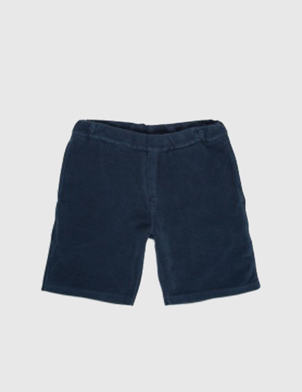 Norse Projects Jarl Brushed Shorts - Navy