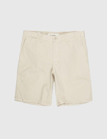 Norse Projects Aros Light Twill Shorts - Khaki