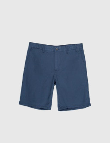 Norse Projects Aros Light Twill Shorts - Navy