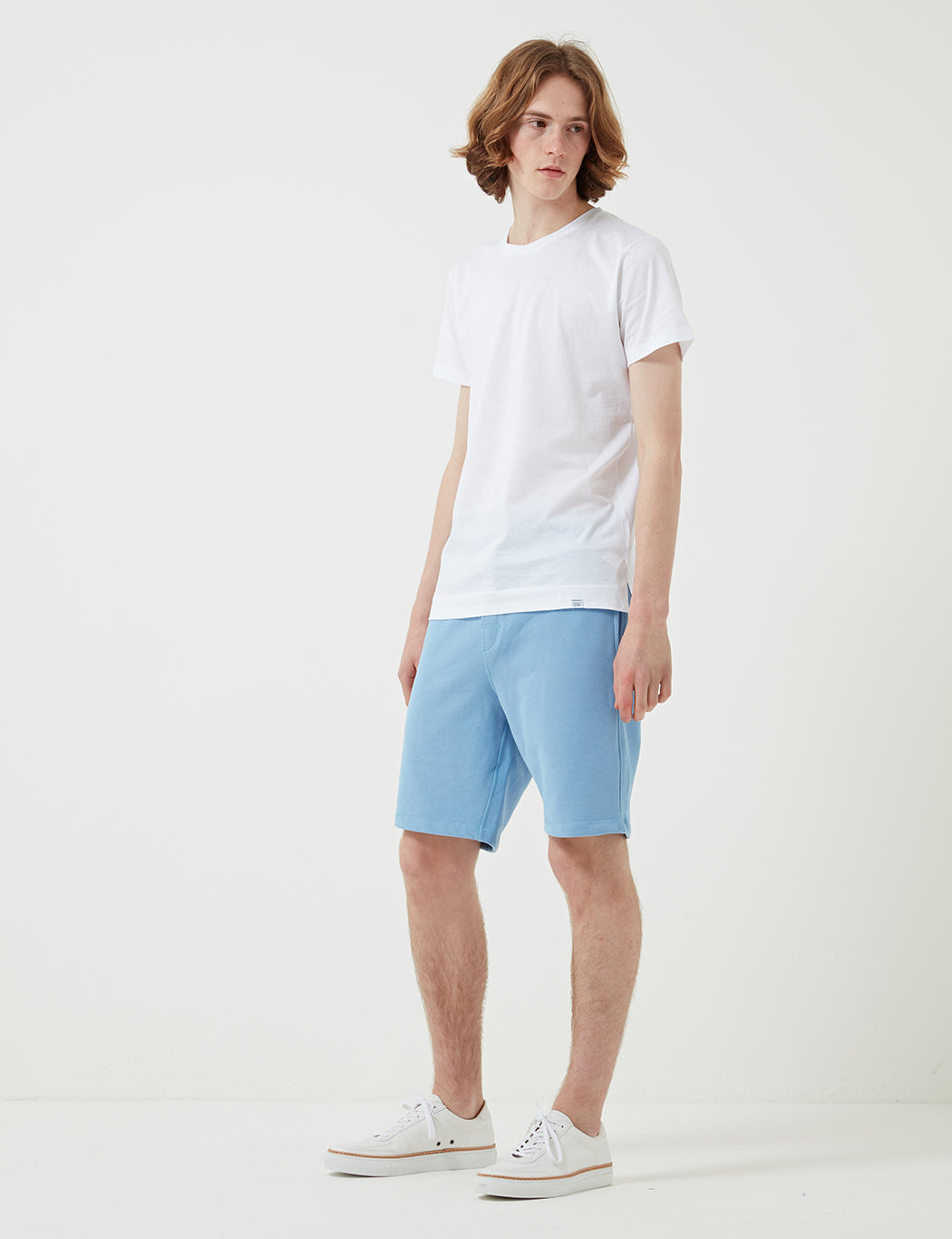 Norse Projects Linnaeus Classic Shorts - Luminous Blue