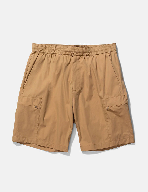 Norse Projects Luther Packable Short - Utility Khaki