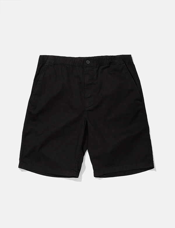 Norse Projects Ezra Light Twill Shorts - Black