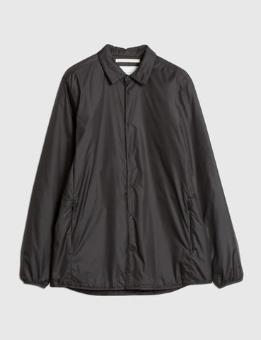Norse Projects Jens Nylon Ripstop Jacket - Charcoal
