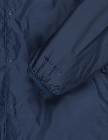 Norse Projects Jens Nylon Ripstop Jacket - Navy