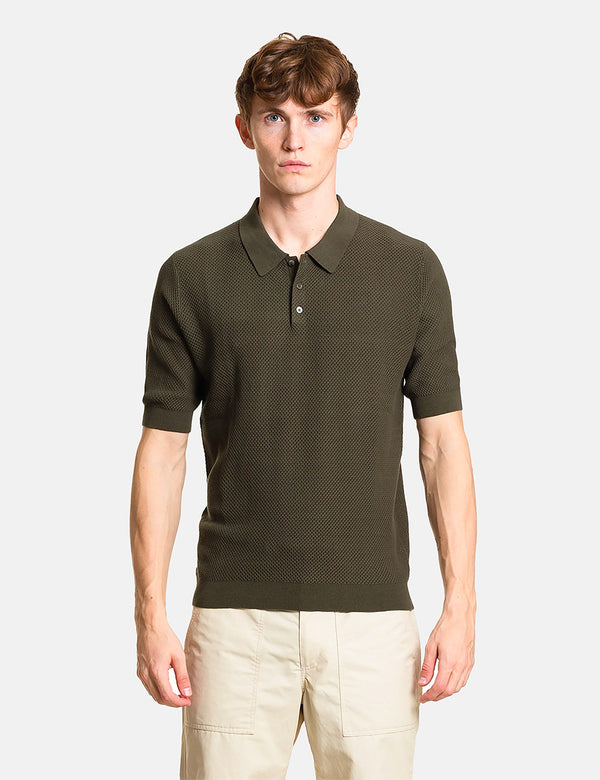 Polo Norse Projects Johan Light Bubble - Vert Ivy