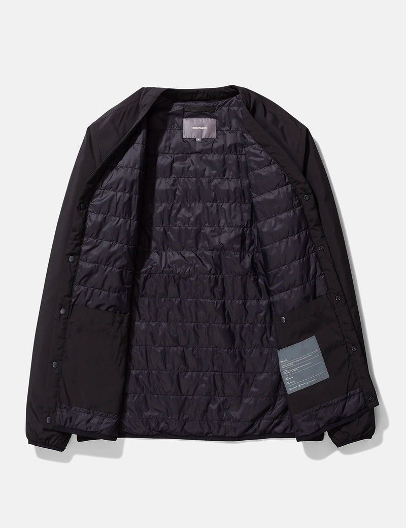 Norse Projects Otto Light WR Jacket - Black