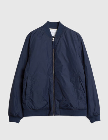 Norse Projects Ryan Padded Jacket - Navy