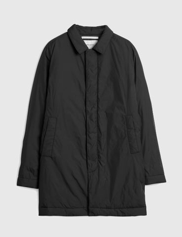 Norse Projects Thor Padded Coat - Charcoal
