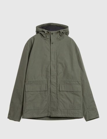 Norse Projects Nunk Classic Jacket - Dried Olive