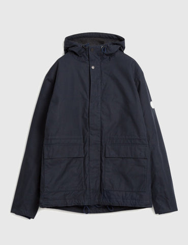 Norse Projects Nunk Classic Jacket - Navy