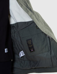 Norse Projects Lindisfarne Classic Parka - Dried Olive