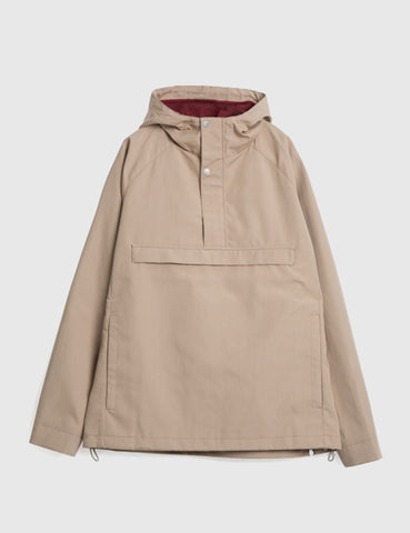Norse Projects Frank Rain Anorak - Khaki