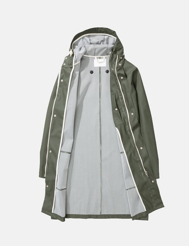 Norse Projects x Elka Elias Rain Jacket - Ivy Green