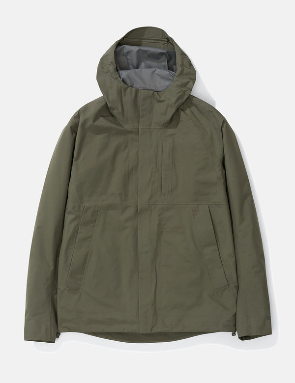 Norse Projects Fyn Shell Gore-Tex Jacket - Ivy Green