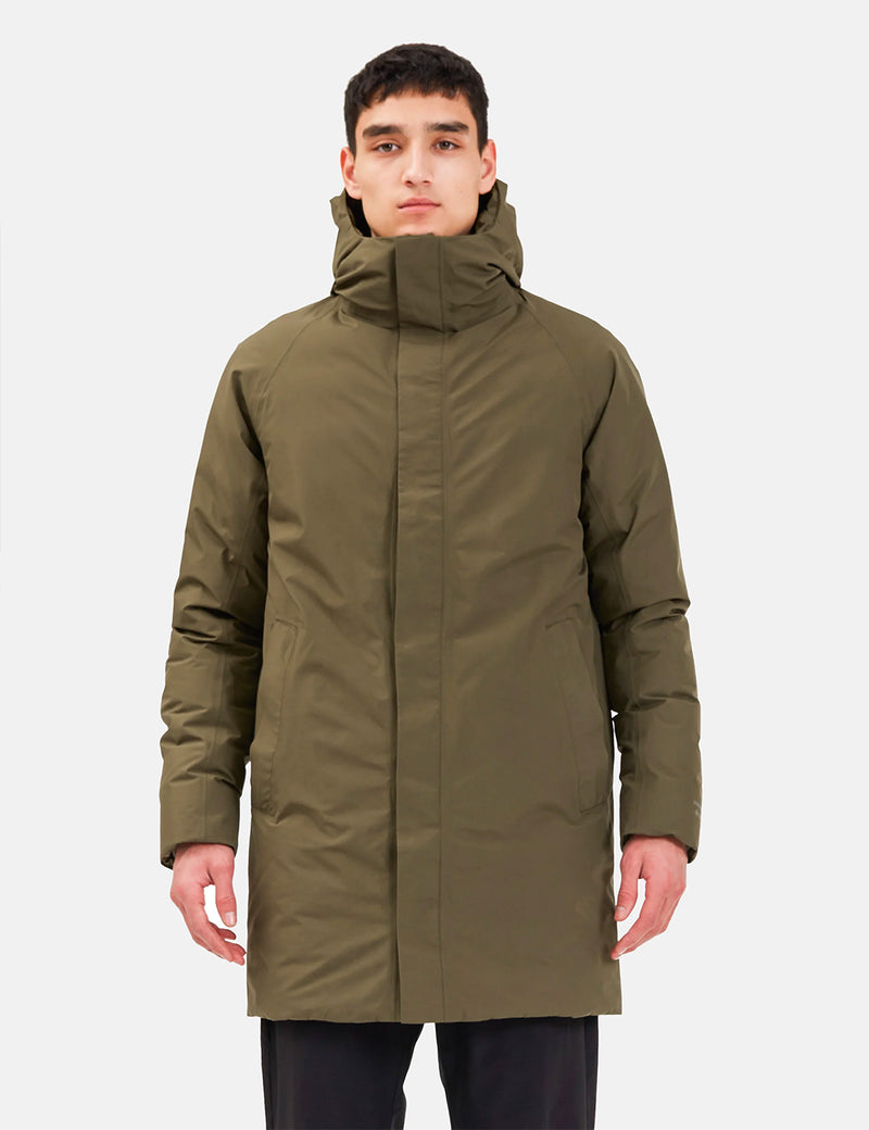 Norse Projects Rokkvi 5.0 Gore Tex Parka - Shale Stone