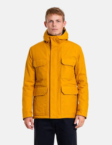 Norse Projects Nunk Cambric Cotton Jacket - Montpellier Yellow
