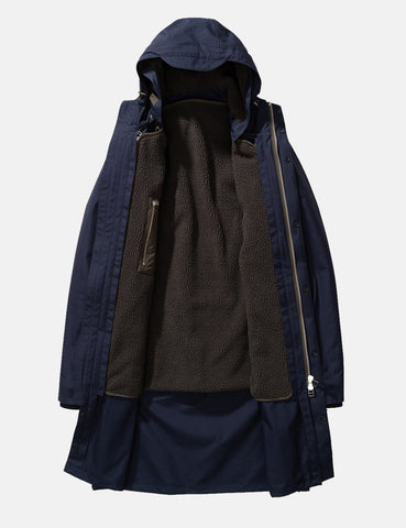 Norse Projects Elias Jacket - Dark Navy Blue
