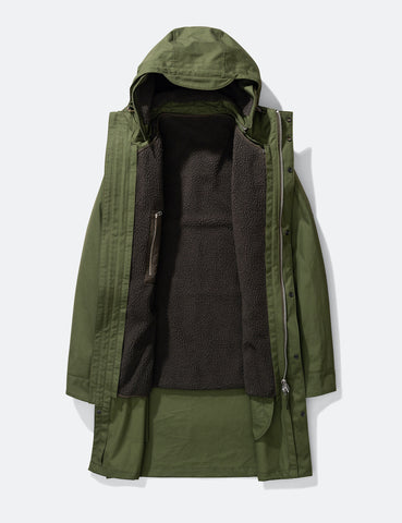 Norse Projects Elias Jacket - Ivy Green