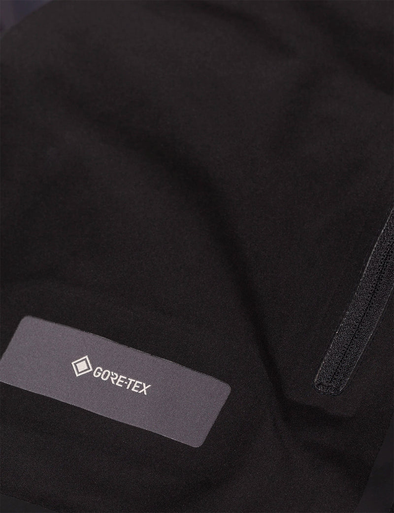 Norse Projects Fyn Down 2.0 Gore Tex Jacket - Black