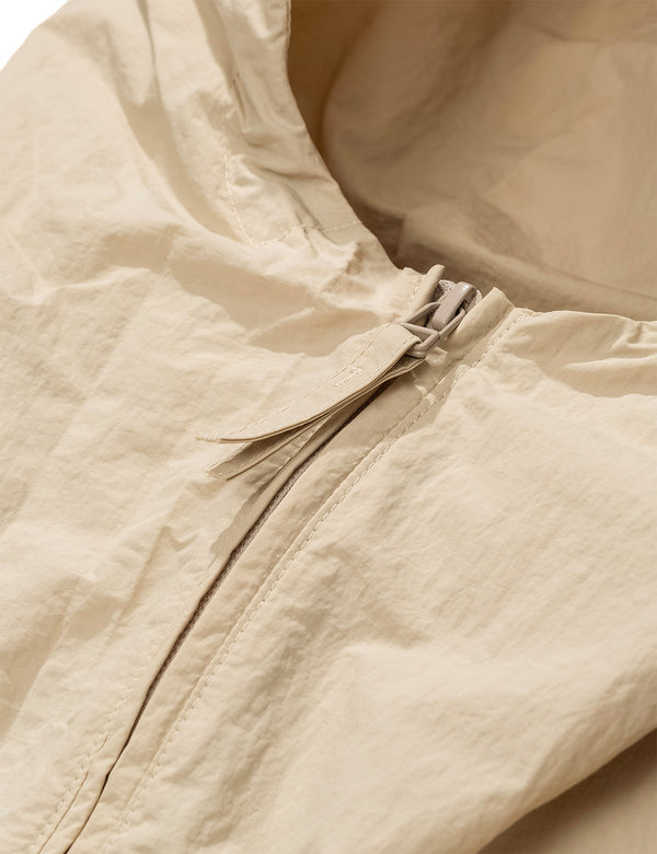 Norse Projects Kiruna Packable Smock - Oatmeal