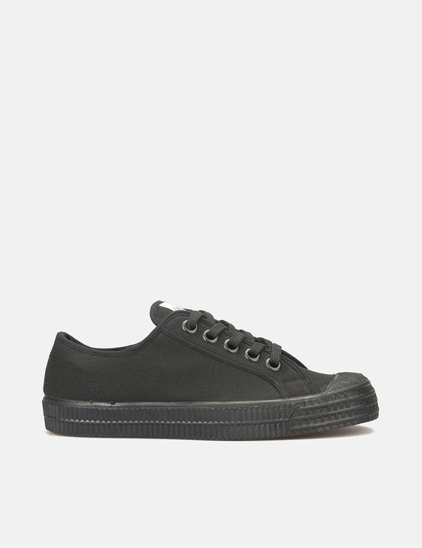 Novesta Star Master Trainers (Canvas) - All Black