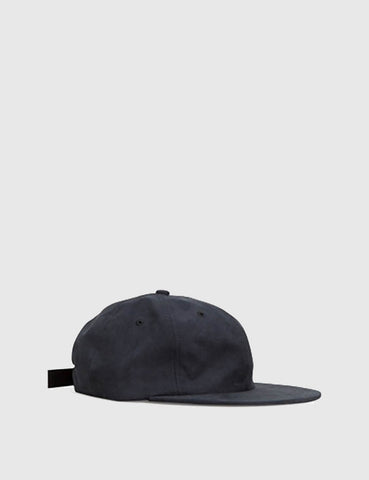 Norse Projects Faux Suede Cap - Black