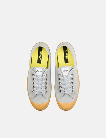 Novesta Star Master Trainers (Canvas) - Grey/Gum