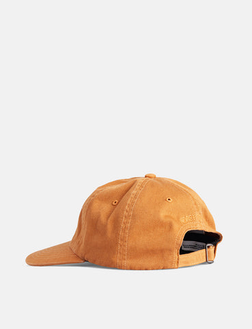 Norse Projects Twill Sports Cap - Cadmium Orange