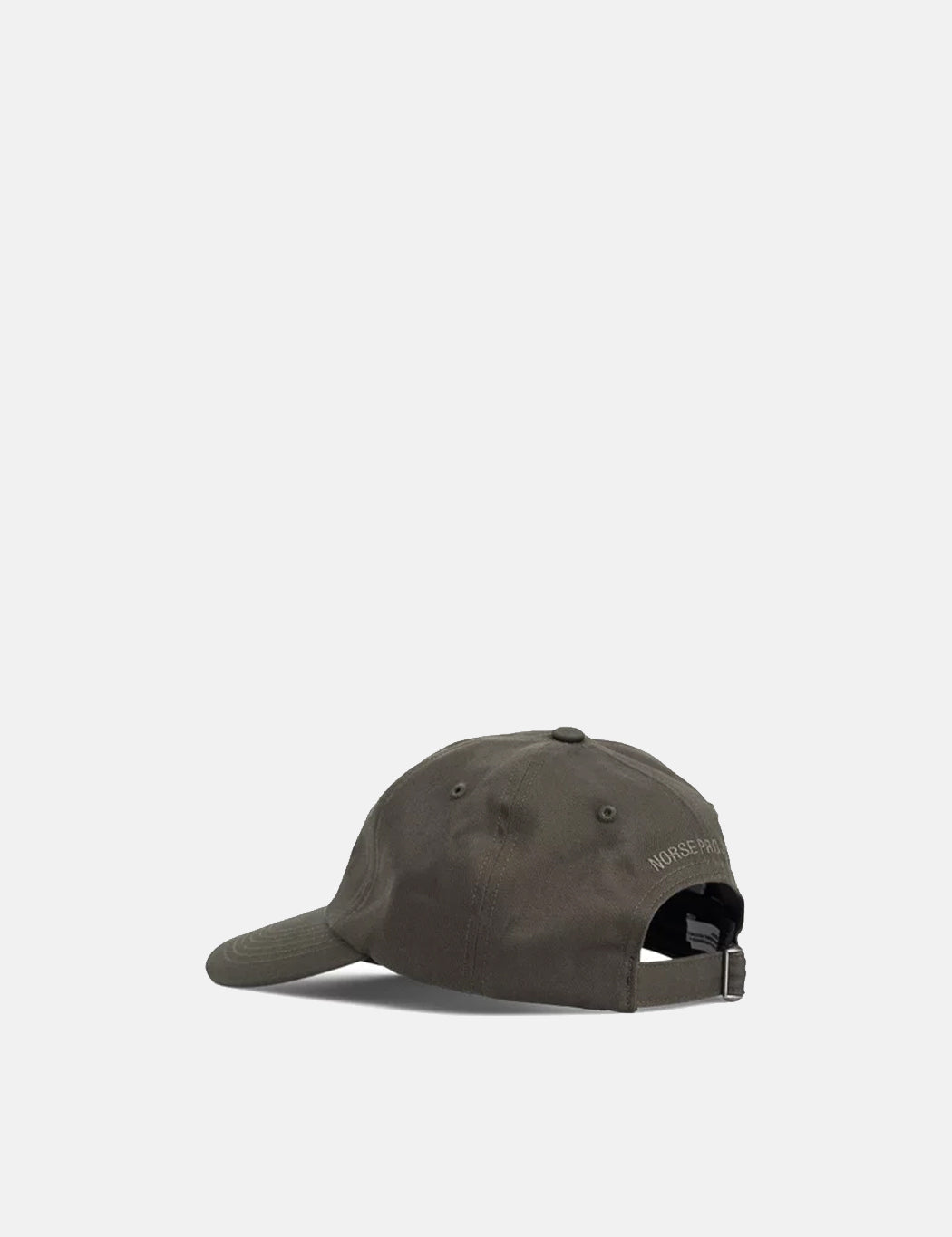 Norse Projects Twill Sports Cap - Sitka Green  53fb8f3126c