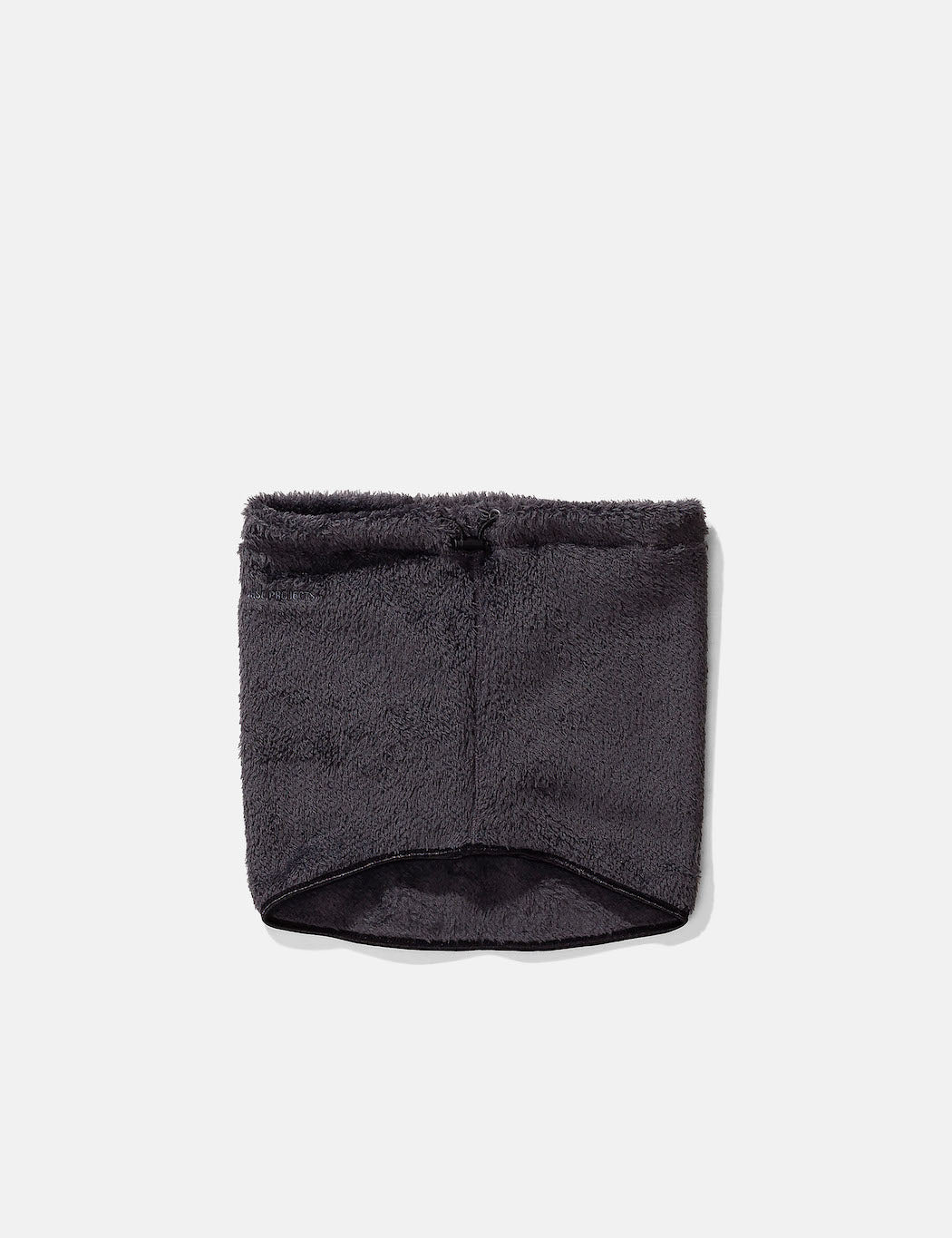 Norse Projects Fleece Neck Warmer - Slate Grey | URBAN EXCESS.