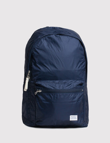 Norse Projects Louie Ripstop Backpack - Navy Blue