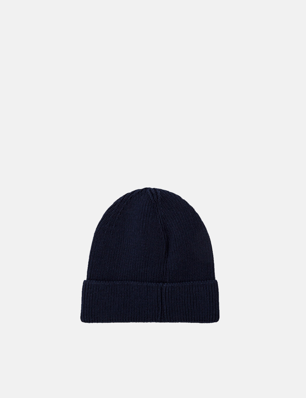 Norse Projects Cotton Watch Beanie Hat - Navy  cd08a899fa4