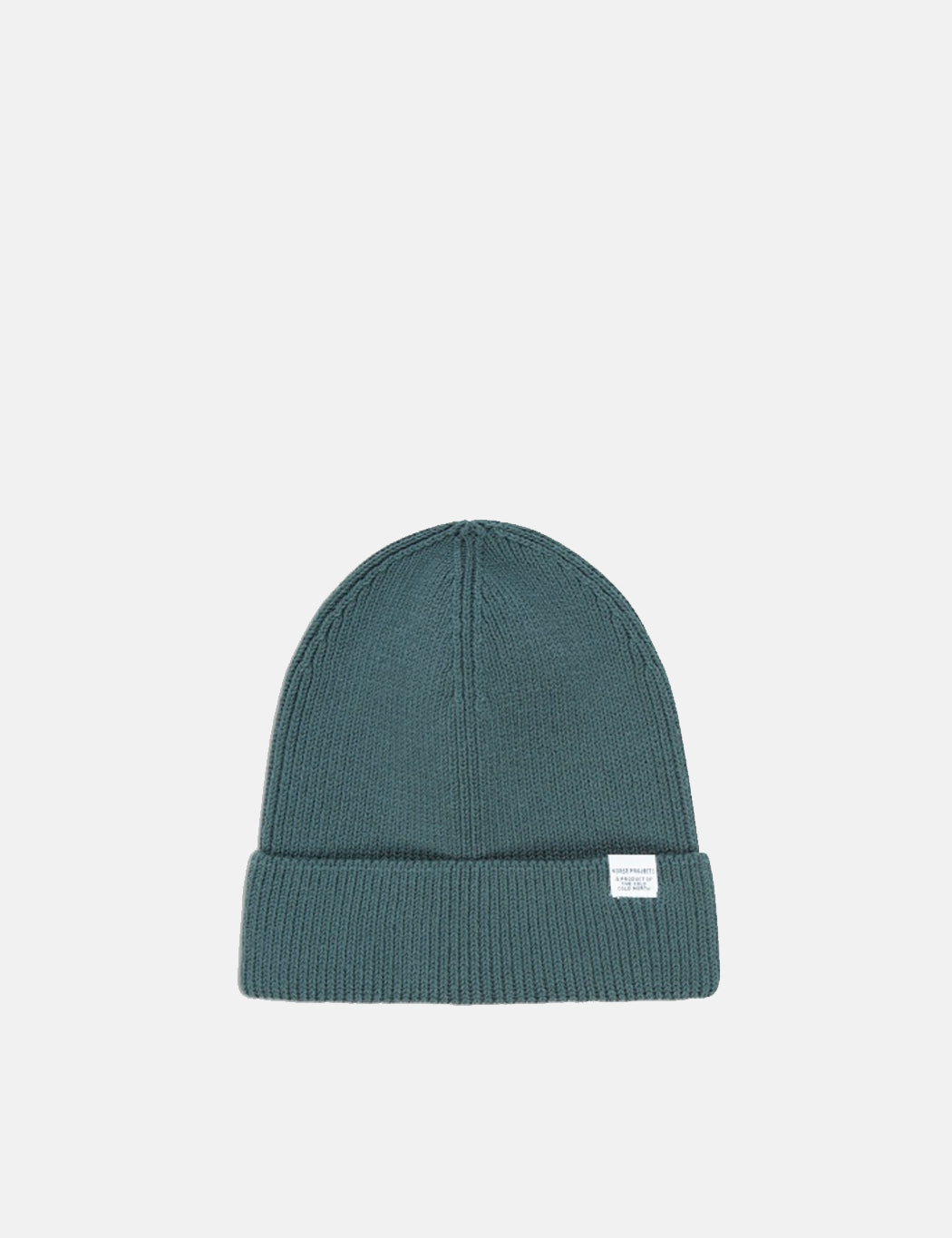f38e32c12b4 Norse Projects Cotton Watch Beanie Hat - Verge Green