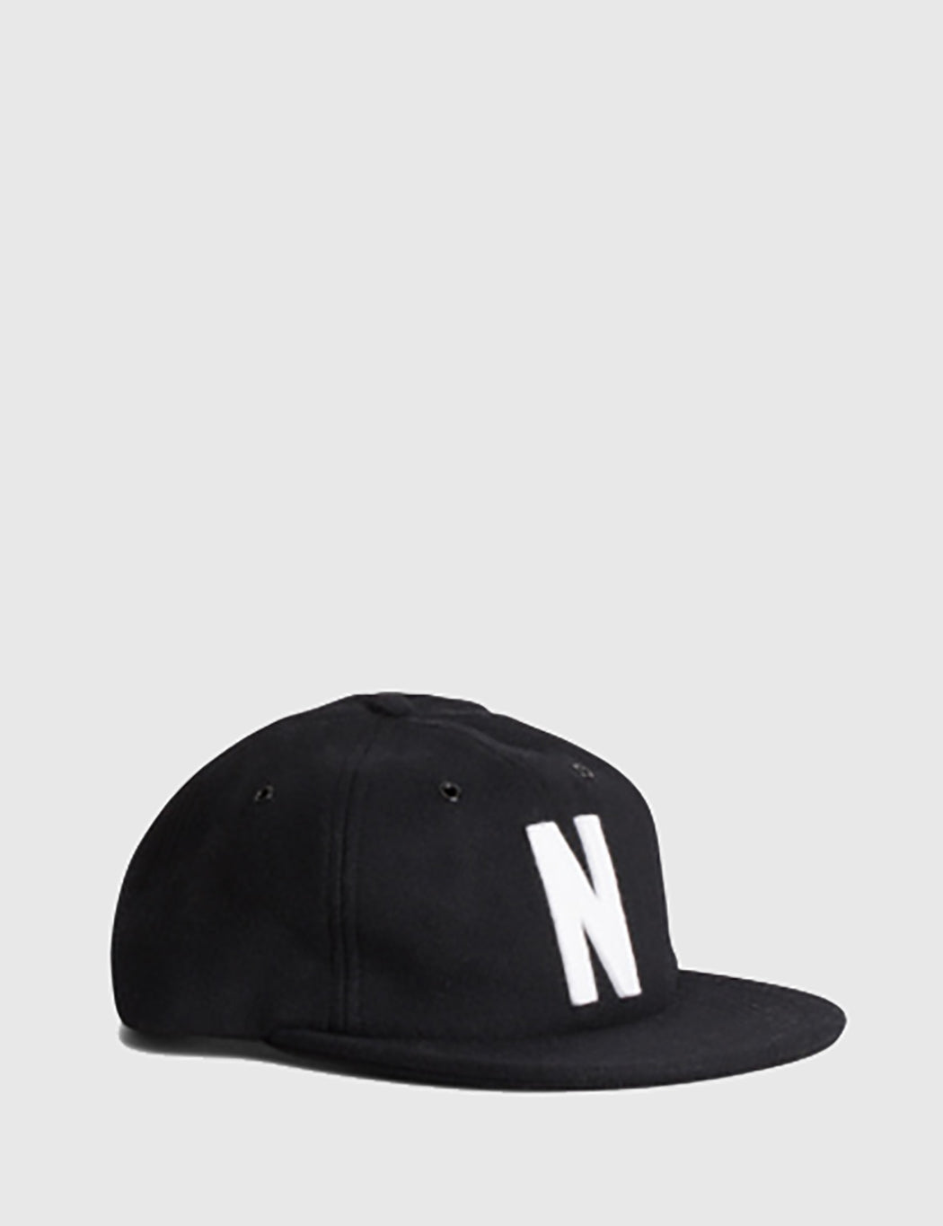 804e3f3a15 Norse Projects Norse Wool Cap - Black | URBAN EXCESS.