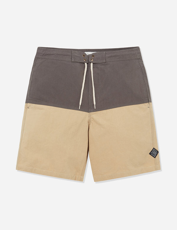 Satta Nasi Board Shorts - Indigo Blue