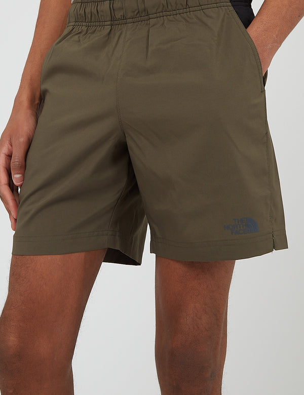 North Face 24/7 Short - New Taupe Green