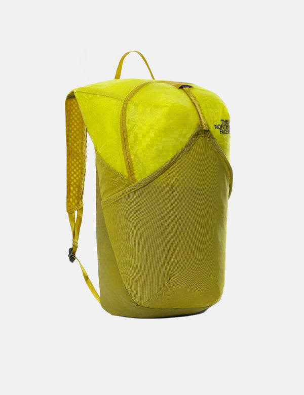 North Face Flyweight Backpack - Citronelle Green/Matcha Green