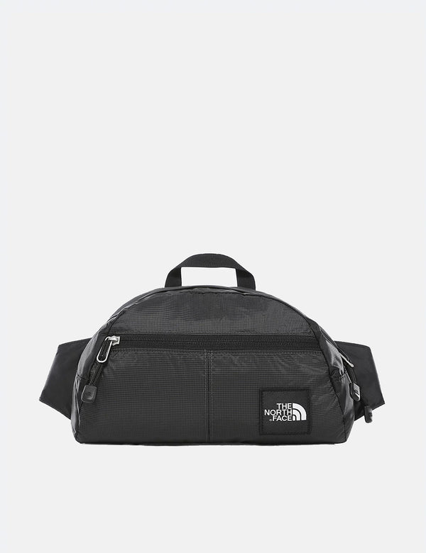 North Face Flyweight Lumbar Hip Bag - Asphalt Grey
