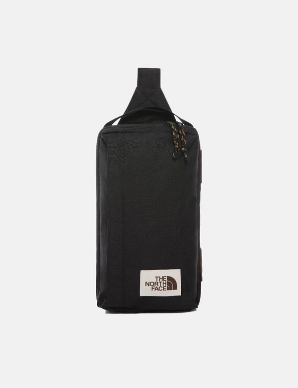 North Face Feldtasche - TNF Black Heather