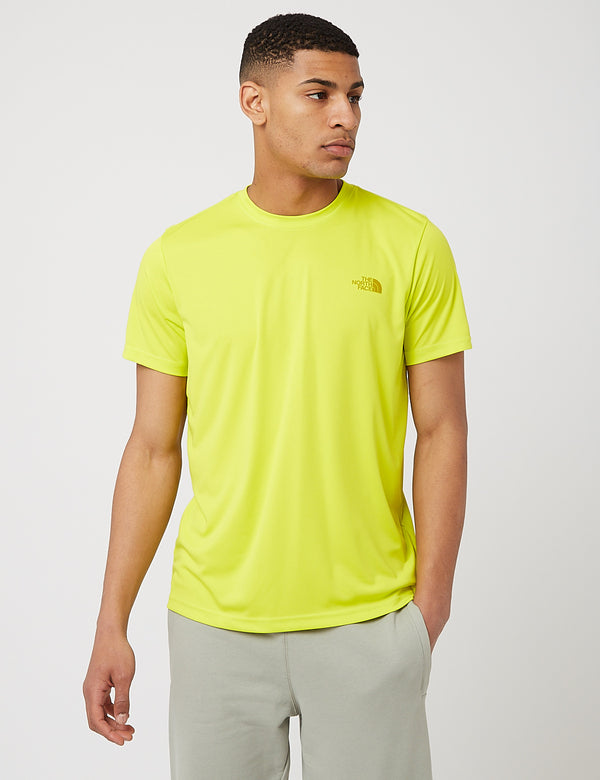 T-Shirt North Face Reaxion AMP - Sulphur Spring Green