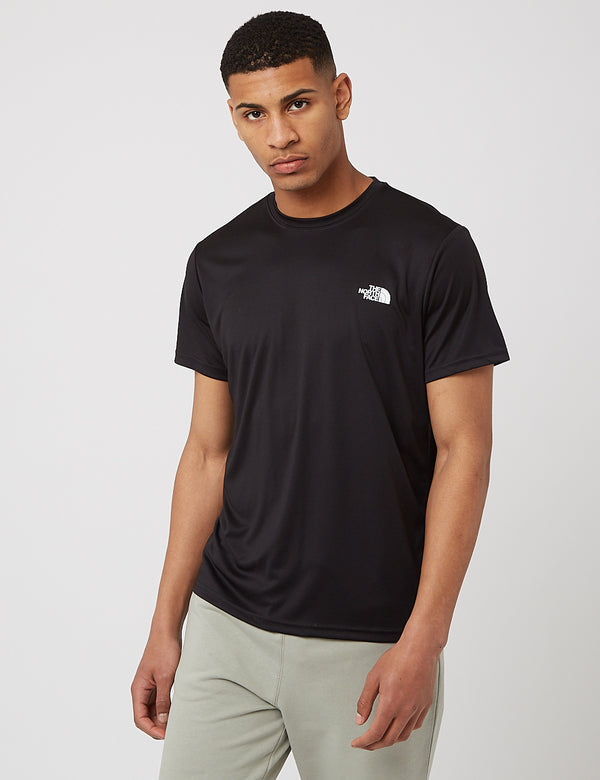 T-Shirt North Face Reaxion AMP - TNF Black